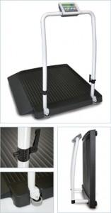 Mobile Rollstuhl Waage